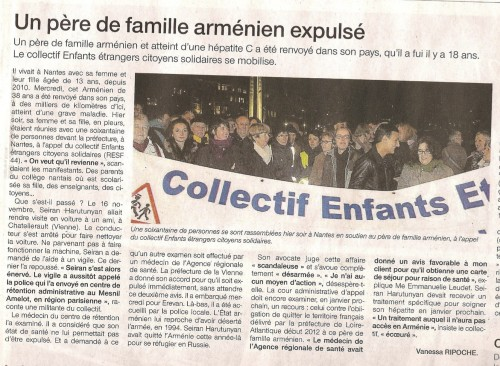 OuestFrance 30_11expulsionSH.jpg
